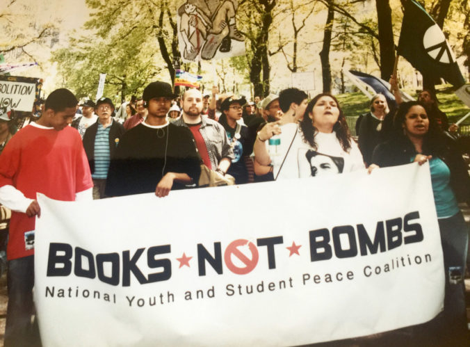 BOOKS NOT BOMBS! - National Student Strike